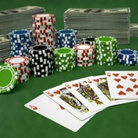 Выдуманное ограбление и проигрыш в казино
