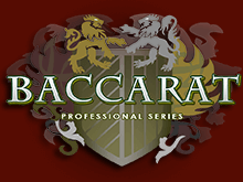 Игровой автомат Baccarat Pro Series Table Game – игровой автомат в казино Супер Слотс