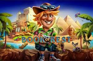Игровой автомат Игровой автомат Book Of Rest