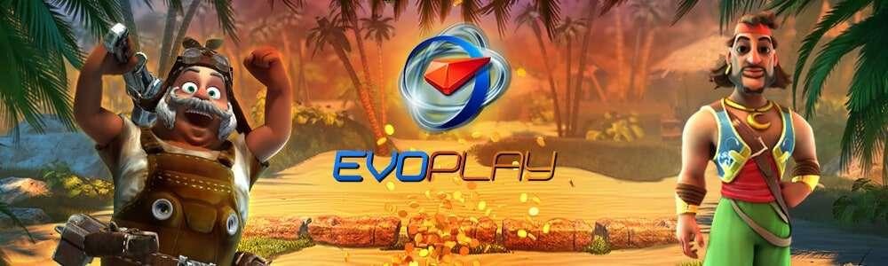слоты EvoPlay играть