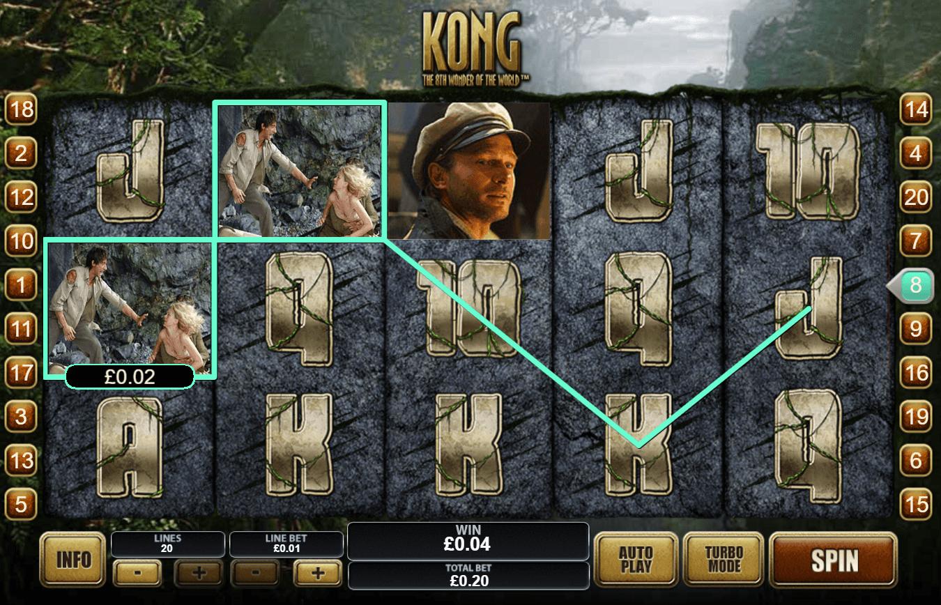 игровые автоматы играть кинг конг