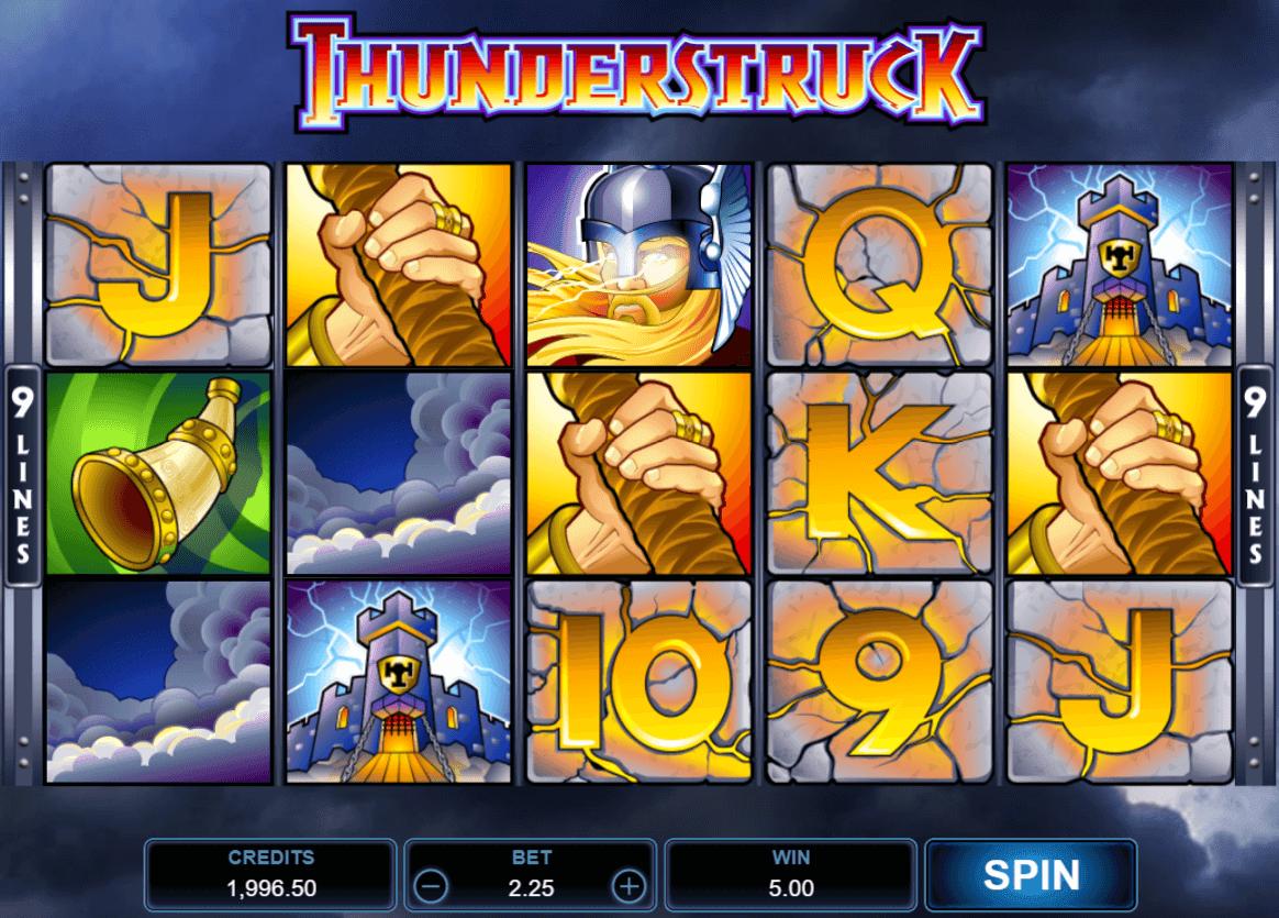 Игровой автомат Thunderstruck 2 порадует любителей скандинавской мифологии! Видео слот обладает красивой графикой.Основные герои бесплатного автомата: Тор, Локки и Валькирии.