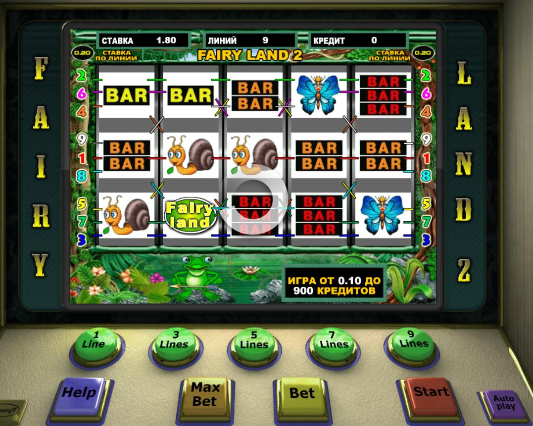 Играть в игровые автоматы fairy land 3 мультяшные игровые автоматы