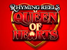 Игровой автомат Rhyming Reels Queen Of Hearts – автомат от онлайн-казино Супер Слотс