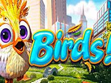 Игровой автомат Птицы! – как играть бесплатно и получить бонус